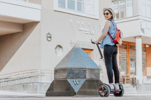 Segway Facts