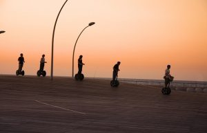 How Does a Segway Work